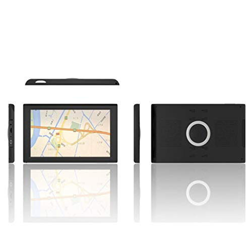 Find Discount GPS Navigation, 256MB 8G CE System with Driving Alarm Portable Navigator Black Truck G...