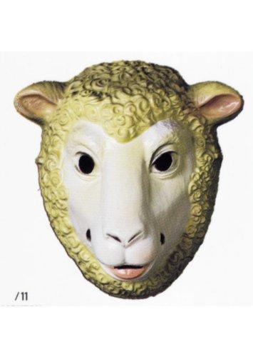 Cesar–A525–001–Kostüm–Maske–Fabel von la Fontaine–Schaf