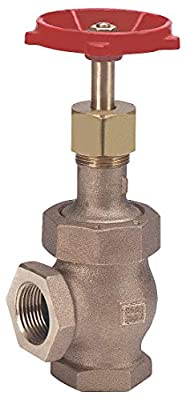 "Milwaukee Valve Class 300 Globe Valve, FNPT x FNPT, Bronze, 1/4"" Pipe Size - Valves 582 1/4"" - 1 Each by Milwaukee Valve Co"