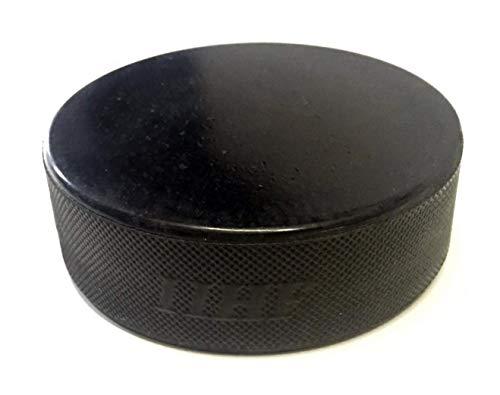 ★★★ Eishockey Puck Senior - Official IIHF - Erwachsene Hockey ★★★ - ideal auch als Wagenheber Gummiauflage