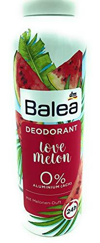 Balea Love Melon Deodorant 3 Flaschen a` 200 ml 0% Aluminium