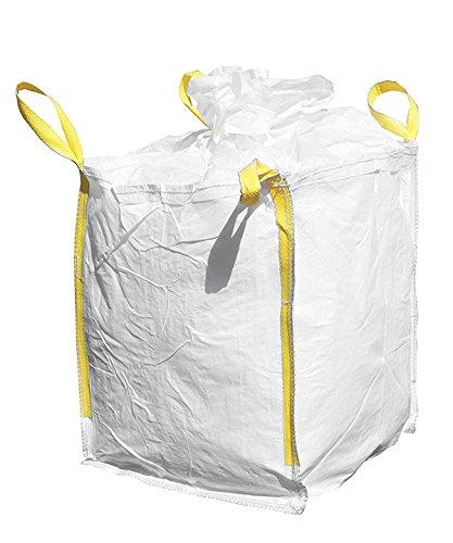 Desabag 1.1002 Big Bag 70x70x90cm, UU, SG, 1000kg, Weiss
