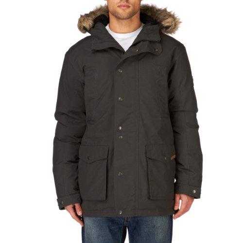 Quiksilver Ferris Jacket M M - Chaqueta de esquí para Hombre, Color Negro, Talla XL