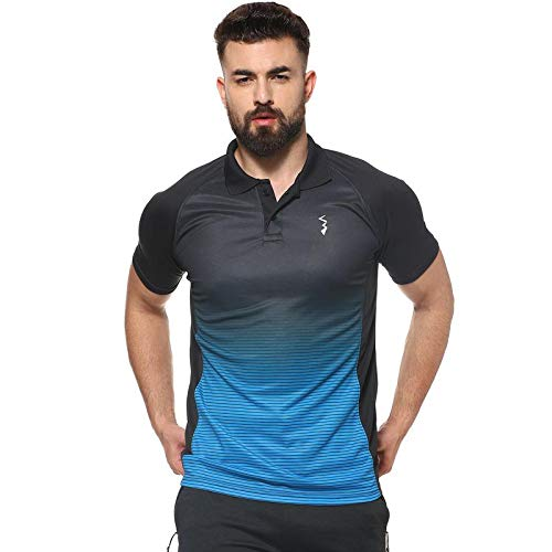 Graphic Designed Active Dry Fit Sports Jersey T-Shirts for Men ...