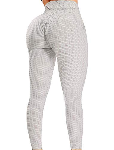 SEASUM Women's High Waist Yoga Pants Tummy Control Slimming Booty Leggings  Workout Running Butt Lift Tights- Buy Online in Cayman Islands at  cayman.desertcart.com. ProductId : 82062422.