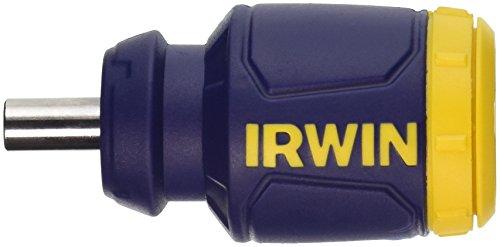 IRWIN Screwdriver, 7-Piece Bits (4935586)
