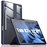 INFILAND Case for Samsung Galaxy Tab S7+/S7 Plus 12.4 2020,