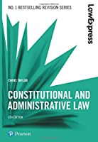 Law Express: Constitutional and Administrative Law, 6th edition