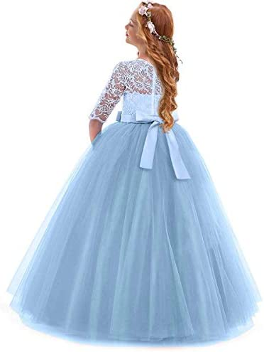 Cinderella flower girl dress _image2