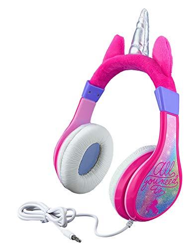 audífonos unicornio fabricante eKids