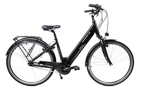 28 Zoll Saxonette Selection Elektro Fahrrad E-Bike Pedelec Shimano 36 V 504Wh Mittelmotor B-Ware
