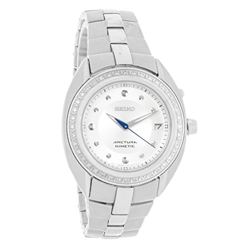 Watch for Womens Best  Seiko Arctura Women s Kinetic Watch SKA893 Review dba1379a03