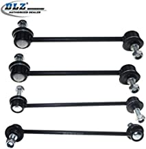 DLZ 4 Pcs Suspension Kit-Front Rear Sway Stabilizer Bar End Links Compatible with 1997 1998 1999 2000 2001 Toyota Camry Lexus ES300 1999-2003 Toyota Solara Lexus RX300 1997-2004 Toyota Avalon K90311