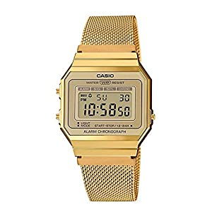 CASIO Digital Quarz A700WEMG-9AEF 12