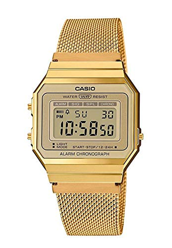 CASIO Digital Quarz A700WEMG-9AEF 1
