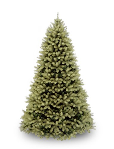 "National Tree 7.5 Foot ""Feel Real"" Downswept Douglas Fir Tree, Hinged (PEDD1-503-75)"