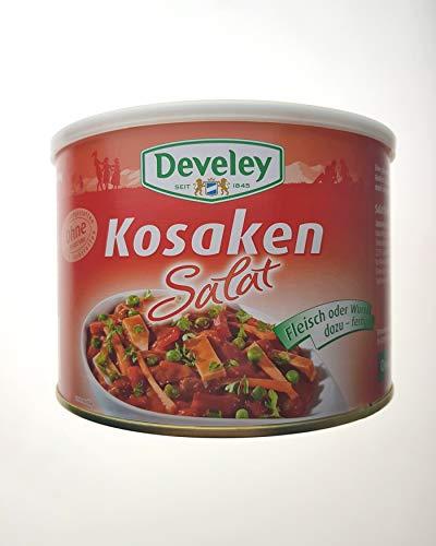 Develey - Kosaken Salat, 2kg Dose