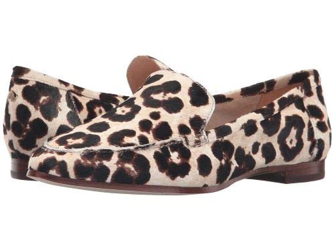 野望大きさナットKate Spade New York(ケイト?スペード) レディース 女性用 シューズ 靴 ローファー ボートシューズ Carima - Blush/Brown Leopard Haircalf Print [並行輸入品]