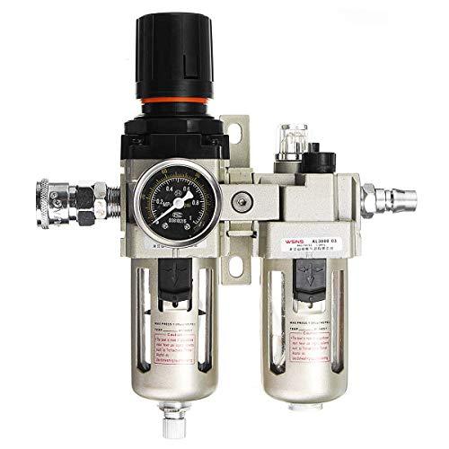 LHQ-HQ. Ac3010-03 3/8 Zoll Bsp Air Compressor Filter Wasserabscheider mit Regulator Spur
