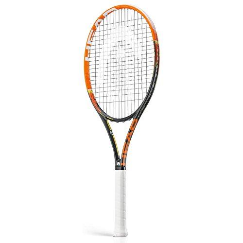 HEAD YouTek Graphene Radical Lite Erwachsene Tennisschläger, Rot/Schwarz