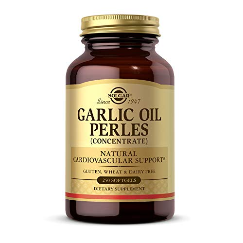 6. Solgar – Garlic Oil Perles