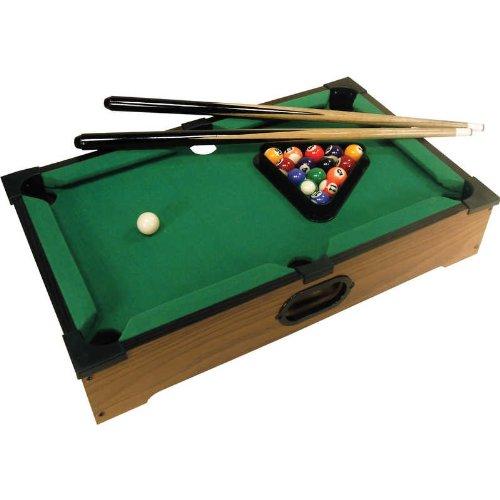 Wooden Tabletop Pool