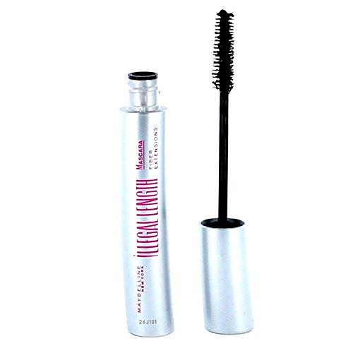 Mascara Illegal Length 4mm–Gemey Maybelline