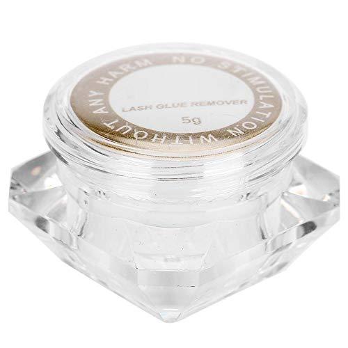 Duevin Eyelash Extension Remover 5g Professional Cream Glue Remover for...