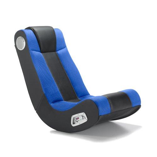 Music Rocker Easy Easygamer sillón, Azules, 211209-3