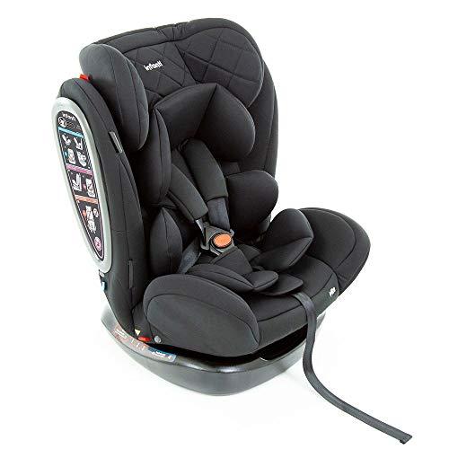 Cadeira Auto Infantil Vita Black Strong 0 a 36kg Imp91567