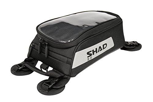 SHAD X0SL12M Sacoche Reservoir Magnetique, Noir