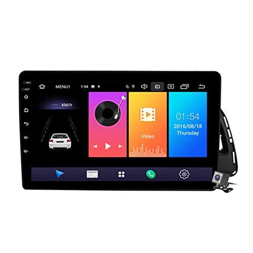 Android 9.0 Radio estéreo para automóvil compatible conAudi Q5 2010-2017 Navegación GPS Pantalla táctil de 10 pulgadas Unidad principal Reproductor multimedia MP5 Video con 4G WiFi DSP Enlace espejo