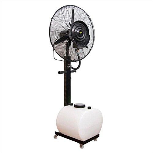 Aires acondicionados móviles Xiaolin Fan Commercial Refrigeration Floor-Standing Fan de Alta Potencia de refrigeración por Agua