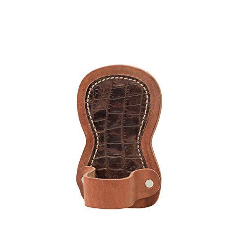 Weaver Leather Fashion Show Comb Holder, Crocodile