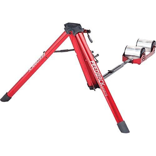 Feedback Sports Omnium Portable Trainer Red, One Size by Feedback Sports