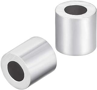 1 de 1 mm Tubo termoretr/áctil del tubo de manguitos de conexi/ón arrollada 30 mm largo Negro SOURCING MAP sourcingmap/® 210 piezas de 2