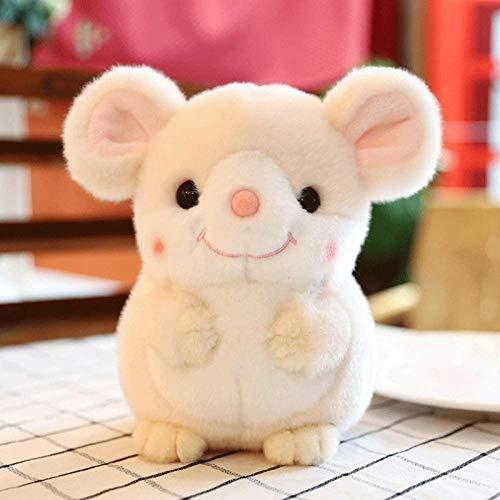 Gefüllte Tiere & Plüschspielzeug Plüsch Puppe Figur Spielzeug Haustier Kissen Tier, Schöne Maus Figur Plüsch Spielzeug Kleine Maus Puppe Ragdoll Geburtstagsgeschenk Weibliche Maus Maskottchen Kreative