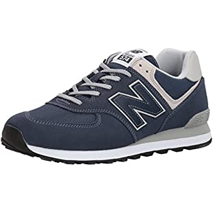 New Balance Men's 574v2 Trainers, Blue (Navy), 7 UK (40.5 EU)