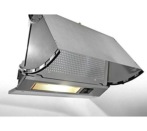 Candy CBP613NGR Integrated Hood - Silver