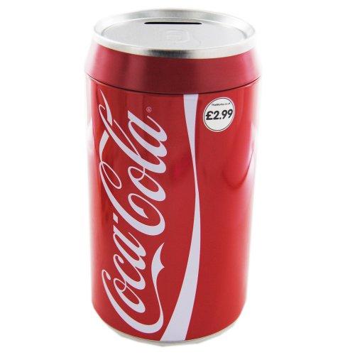 Coco Cola 19,5 cm Hucha puede