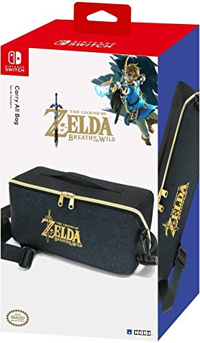 HORI Carry All Bag (Zelda) Officially Licensed - Nintendo Switch