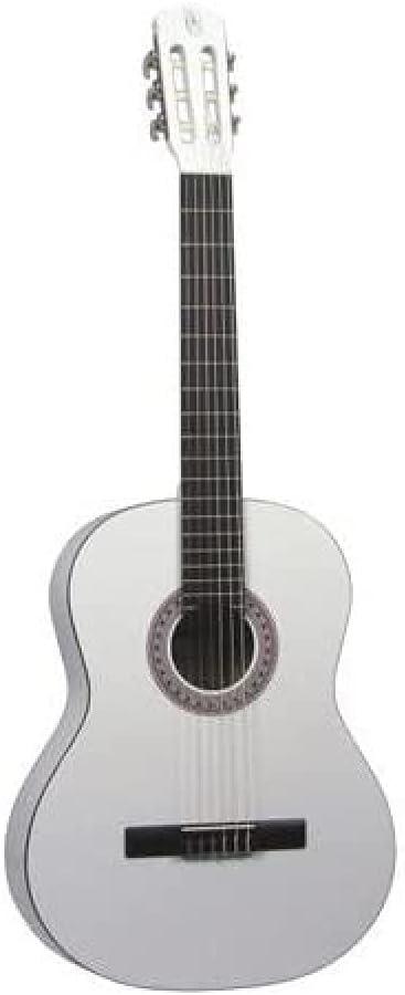 Gómez guitarra clásica 036 WE 1,91 cm - blanco