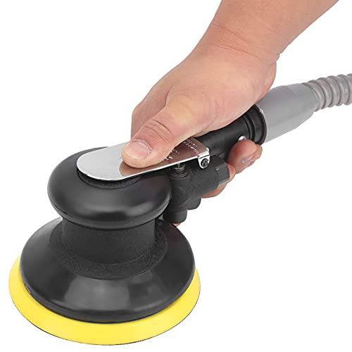 Lijadora de disco de pulido neumática al vacío Lijadora de mano Herramienta de pulido 0.6‑0.8MPA
