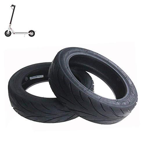 ZHANGYY Neumáticos de Scooter eléctrico, 60/70-6.5 Neumáticos de vacío a Prueba de explosiones, Antideslizantes engrosados y Resistentes al Desgaste, adecuados para MAX Scooter, 2 piez