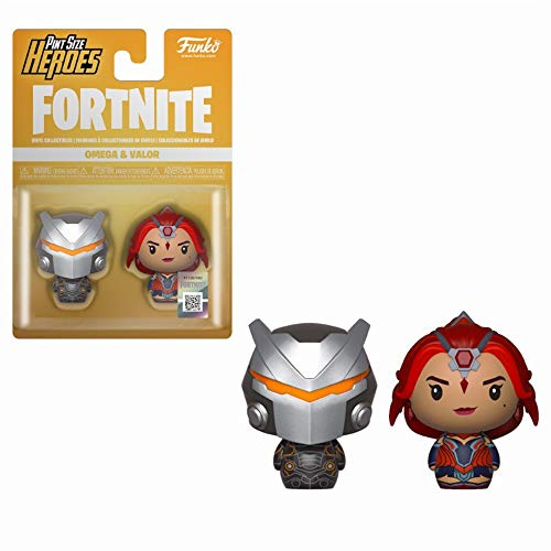 Pint Size Heroes: Fortnite: Omega & Valor