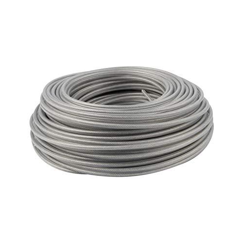 Cuerda de corte Persiverney Corte de nylon de buena calidad Cable de corte Strimmer profesional Accesorio Césped cuadrado redondo