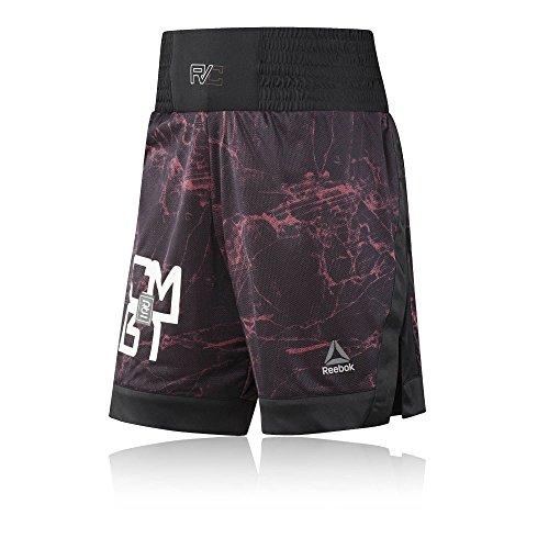 Reebok Spodenki Combat Boxing Short Burnt Sienna F17-R-XL Pants, braun/Brnsie