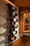 Wine Rack - 6 Bottle Wine Stave Rack