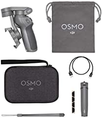 Featuring a new foldable design, a lots of new functions the Osmo Mobile 3 smartphone stabilizer is a must-have handheld gimbal for content creators. A 3-axis stabilized gimbal features brushless motors that provide smooth, real-time responses to eli...
