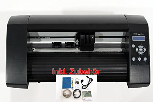 Qubeat Schneideplotter 360 mm, Schneidplotter, Folienplotter, Plotter, Gestell, ArtCut Software